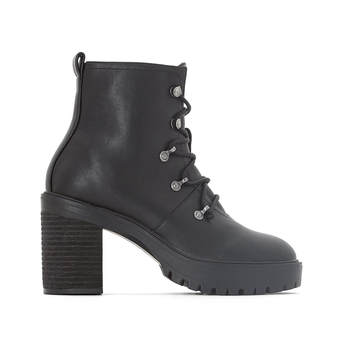 Ботинки на шнуровке Carmela ботинки женские зимние на шнуровке без каблука купить