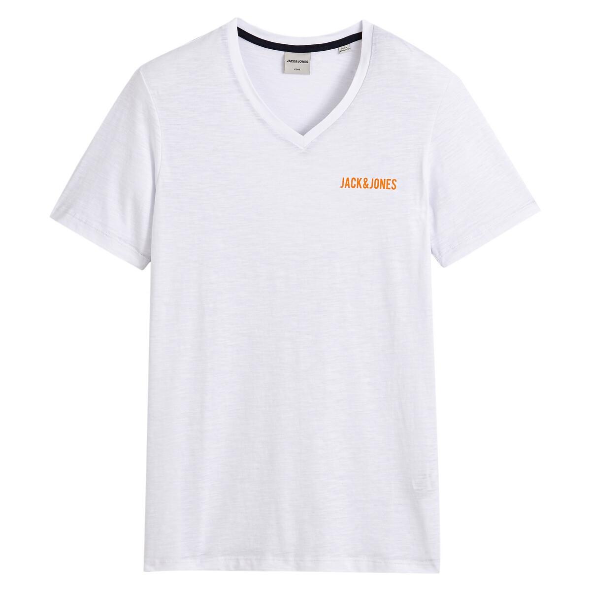 T-shirt col V Jcostrong