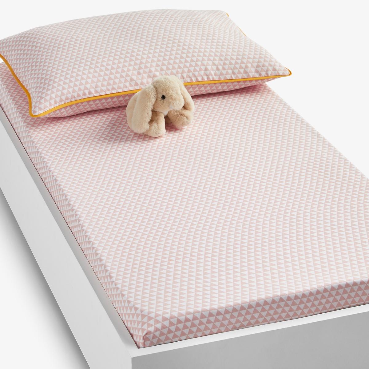 Lençol-capa para bebé, em algodão, Scandinave