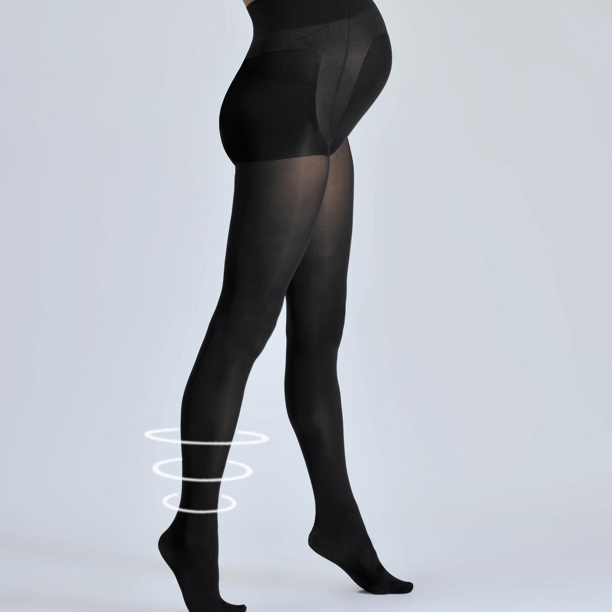 Колготки для периода беременности ACTIVSOFTКолготки для периода беременности, 70 ден (непрозрачные). 70% полиамида, 30% эластана. Мягкость и комфорт на протяжении всего периода беременности. Широкий ультраплоский пояс не сдавливает живот, а мягкая компрессия в области щиколоток подарит ощущение легкости в ногах на протяжении всего дня. Усиленный мысок.<br><br>Цвет: черный