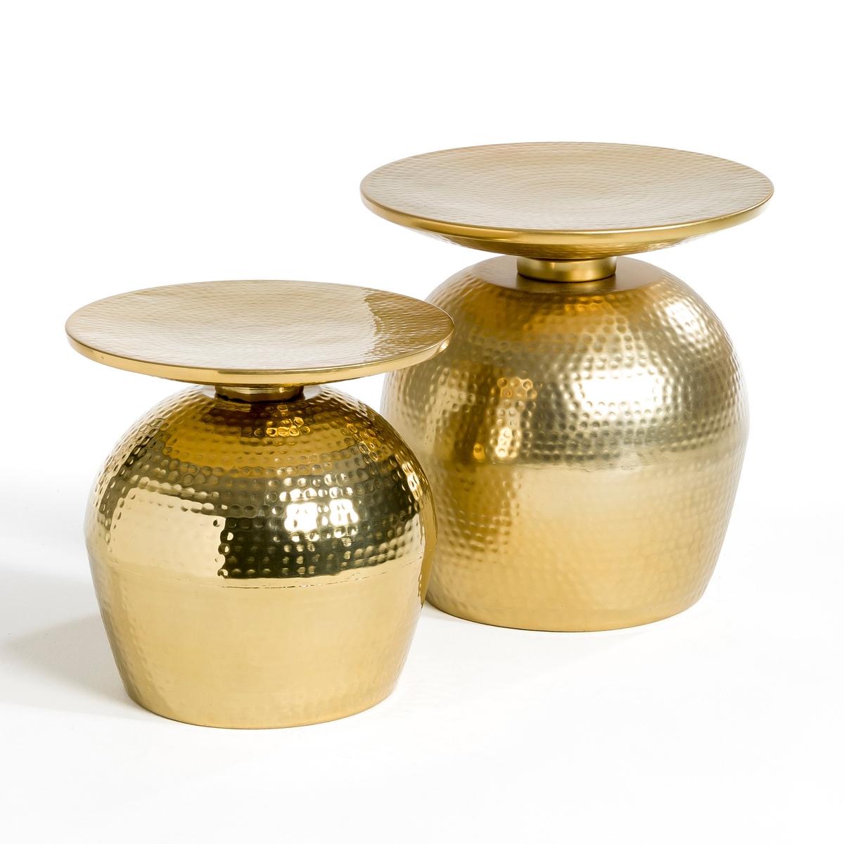 Столик Lothar, большая модель<br><br>Цвет: золотистый
