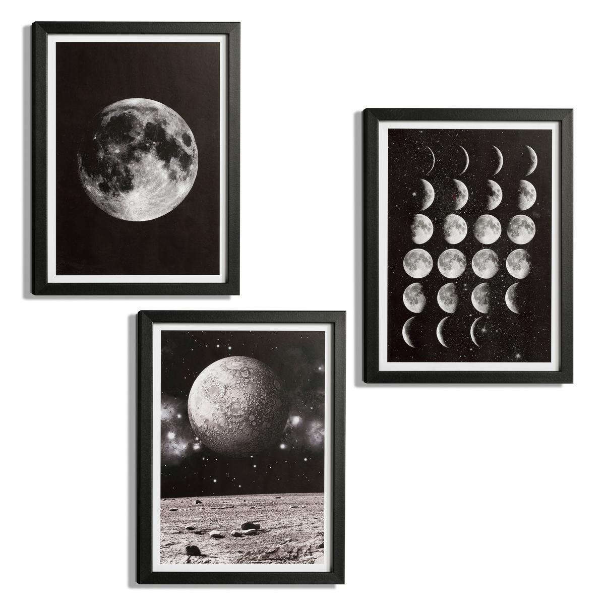 Фотография LunarniЧерно-белая фотография в рамке под стеклом. Характеристики:- Рамка из МДФ.Размеры:- Д.30 x В.40 см.<br><br>Цвет: черный/ белый<br>Размер: единый размер