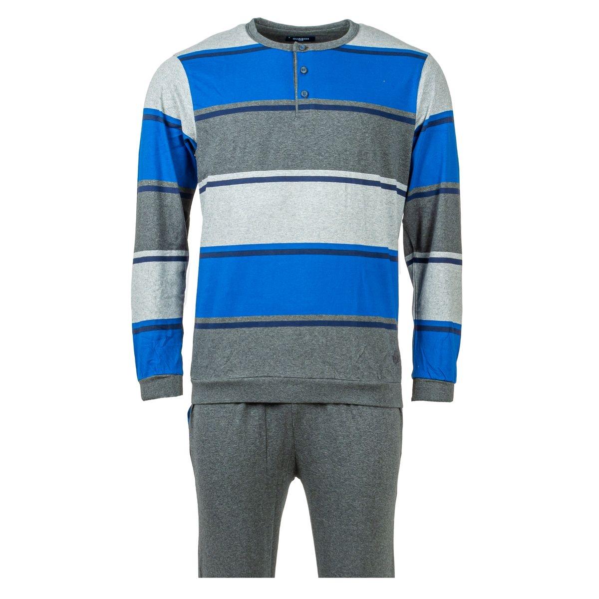Pyjama long coton