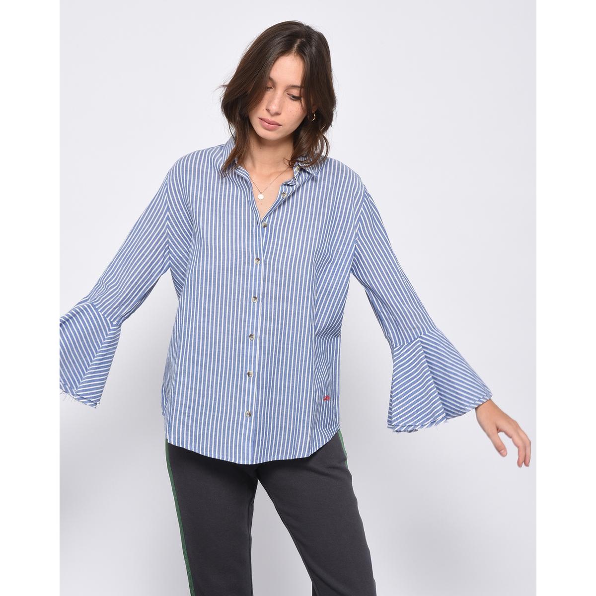 Рубашка в полоску CHIMERE
