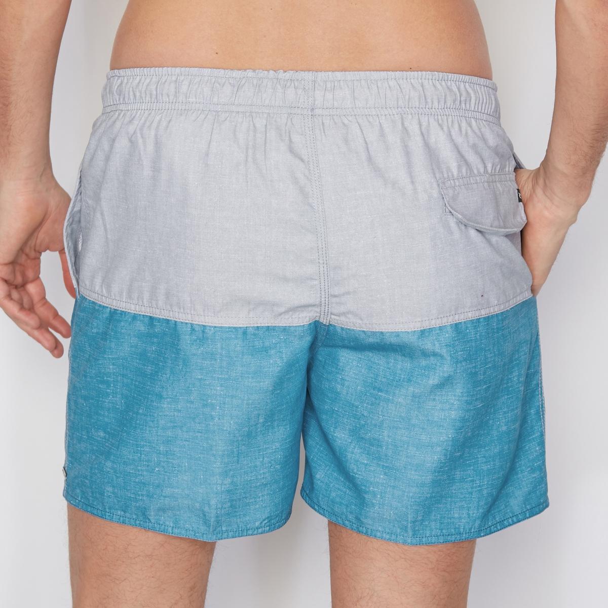Шорты для плавания двухцветные LAZED SPLIT VOLLEY m nii шорты для плавания
