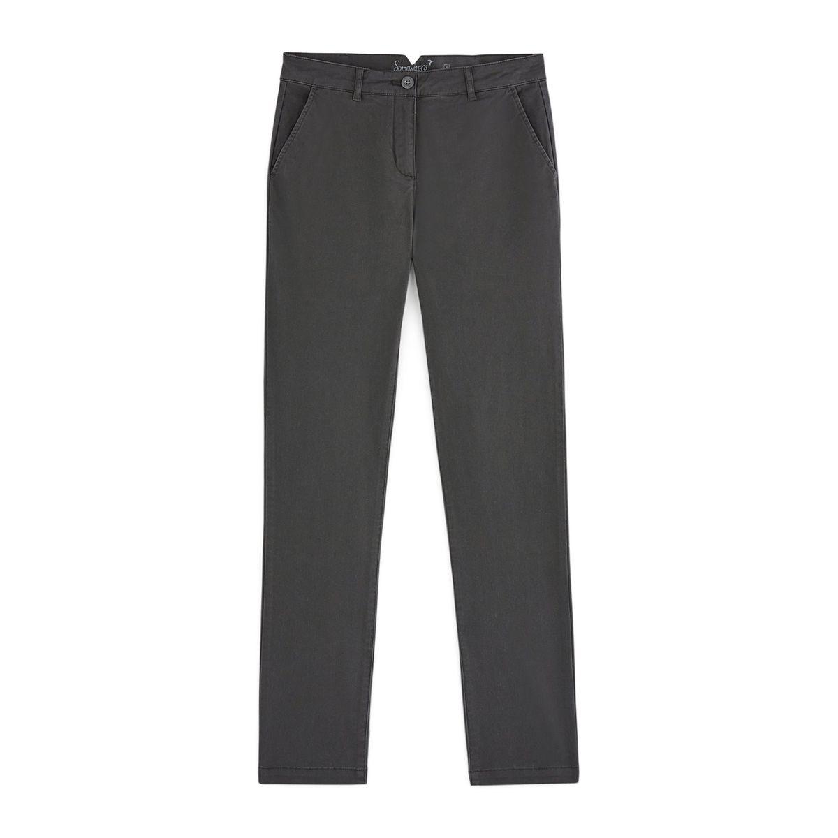 pantalon femme twill stretch 861454517344