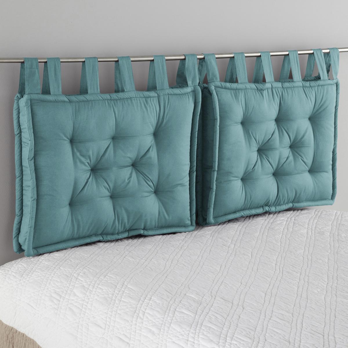 Testata del letto imbottito puro cotone SCENARIO