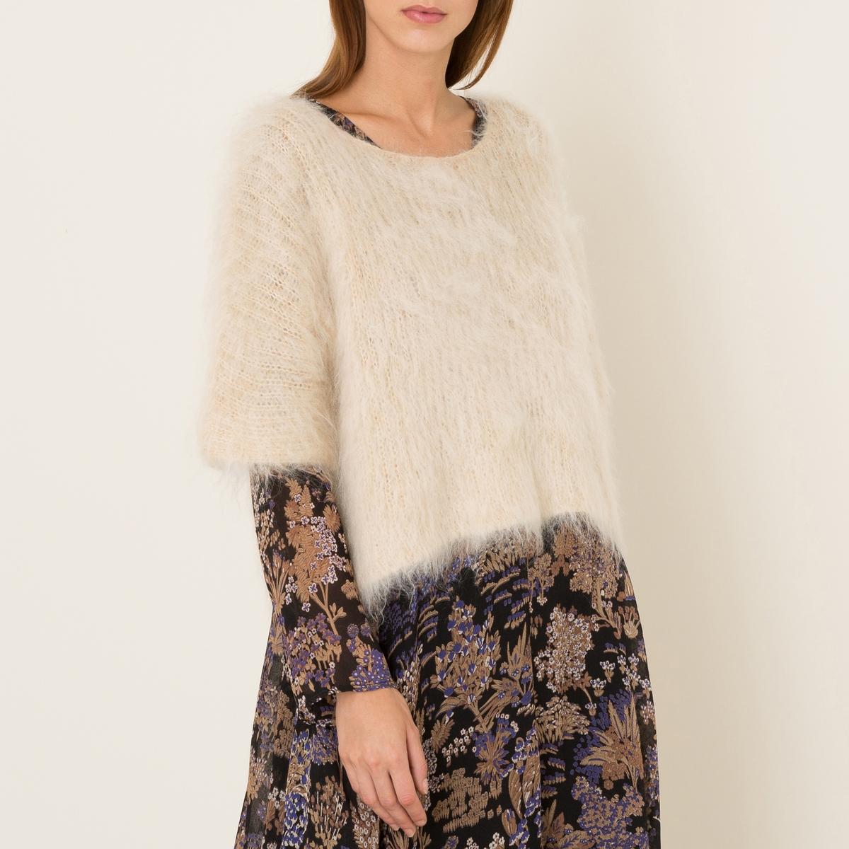 Пуловер короткий женский BREDA