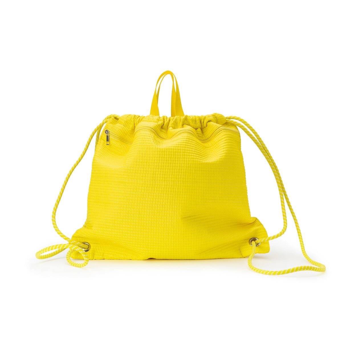 An image of Giulia Chehab X La Redoute Hooded Backpack