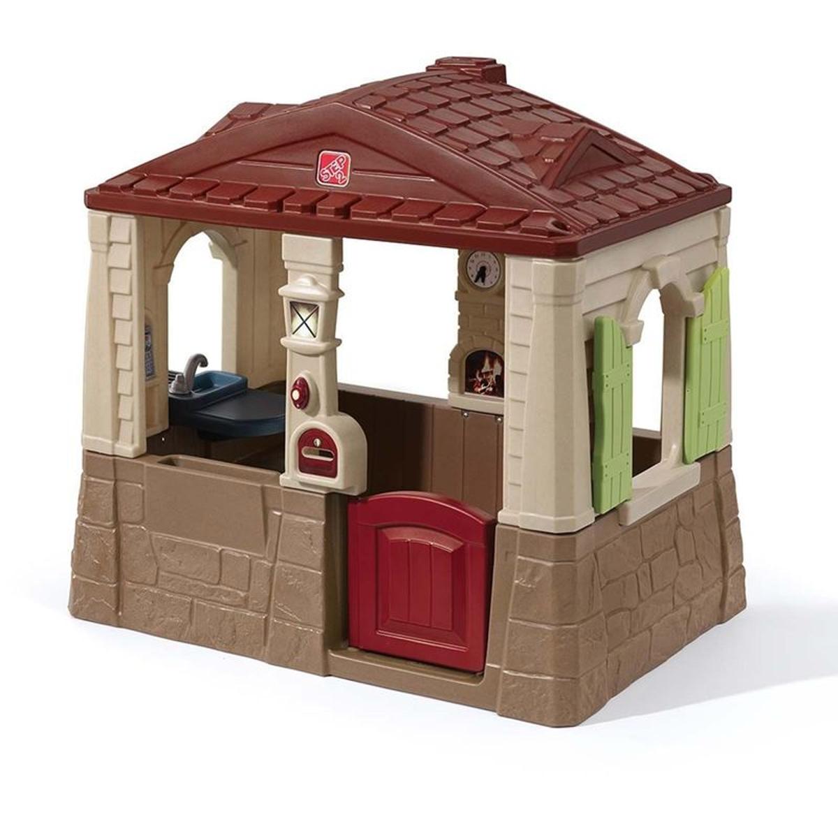 Cabane en plastique pour enfants Neat & Tidy
