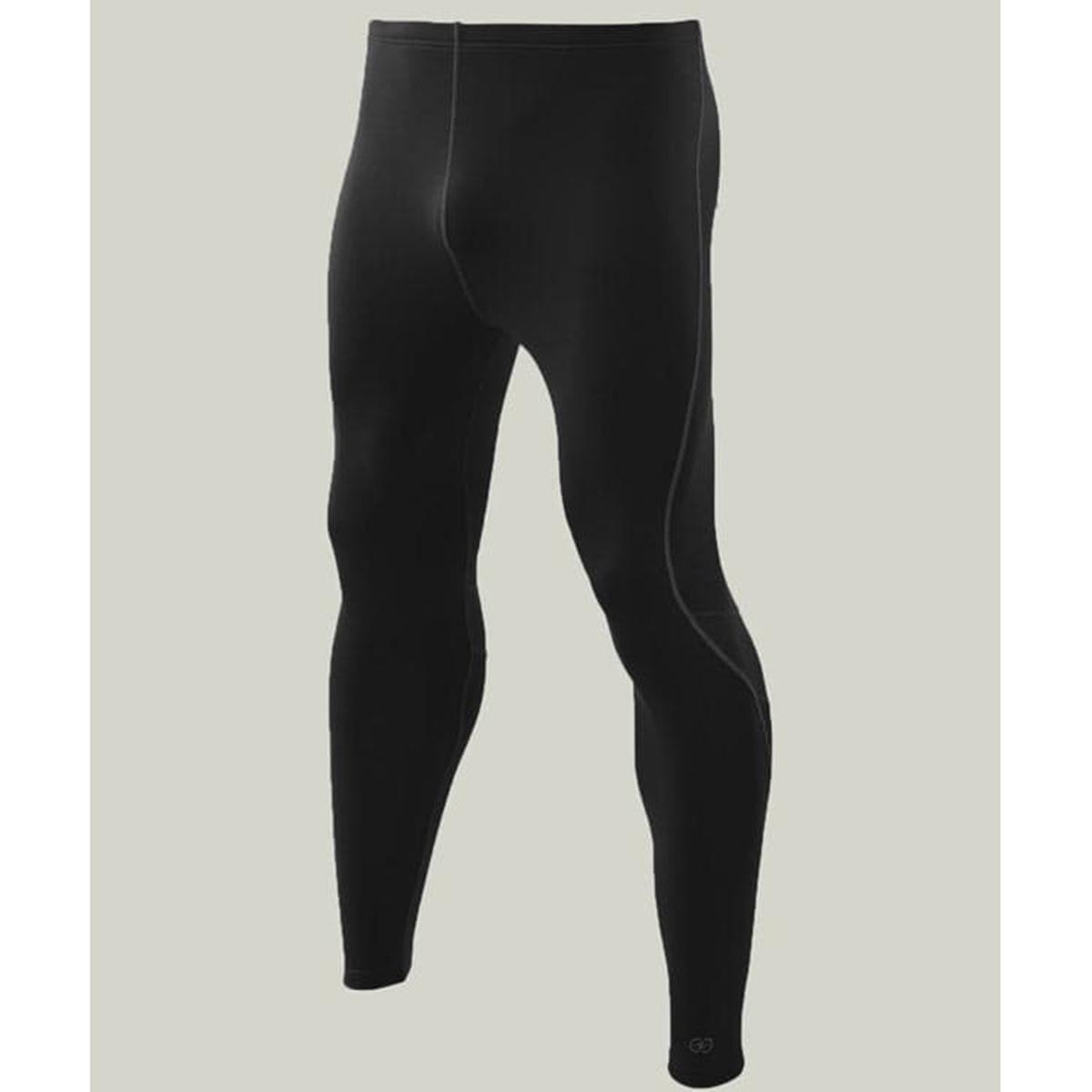 Кальсоны La Redoute Thermolactyl Easy Body XL черный