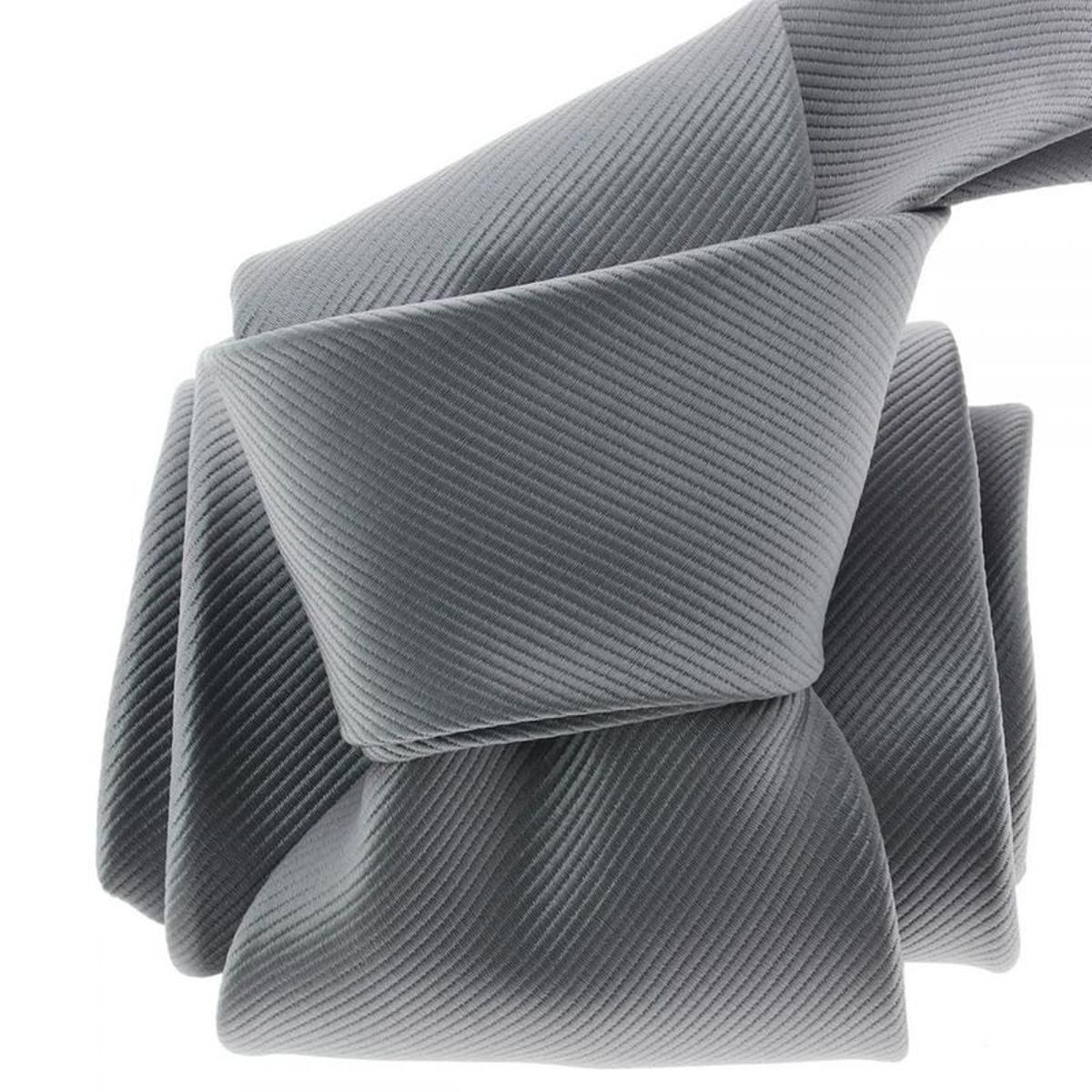 Cravate  monochrome