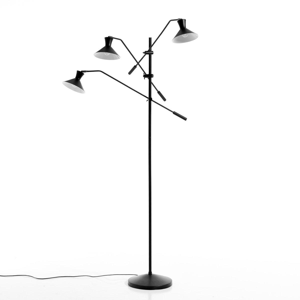 Торшер с 3 лампами, Voltige