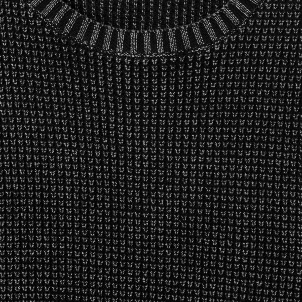Пуловер с круглым вырезом из тонкого трикотажаДетали •  Длинные рукава •  Круглый вырез •  Тонкий трикотаж Состав и уход •  100% хлопок •  Температура стирки 30° на деликатном режиме   • Низкая температура глажки / не отбеливать   •  Сушить на горизонтальной поверхности • Сухая чистка запрещена<br><br>Цвет: черный<br>Размер: 10 лет - 138 см.16 лет - 174 см.14 лет - 162 см.12 лет -150 см