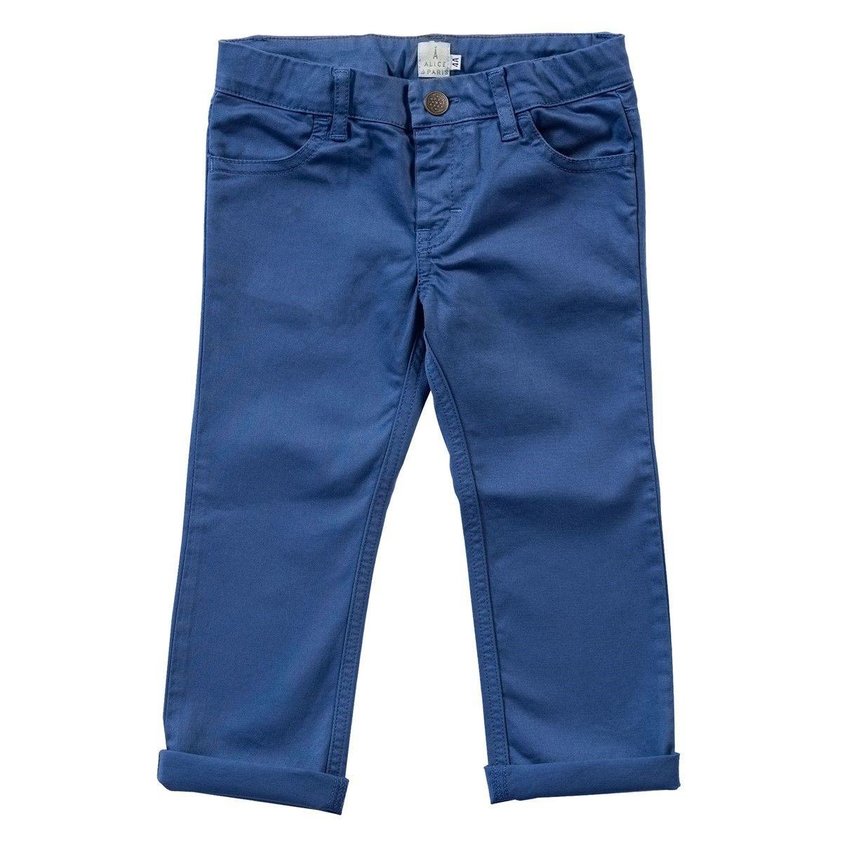 Pantalon Slim Alix