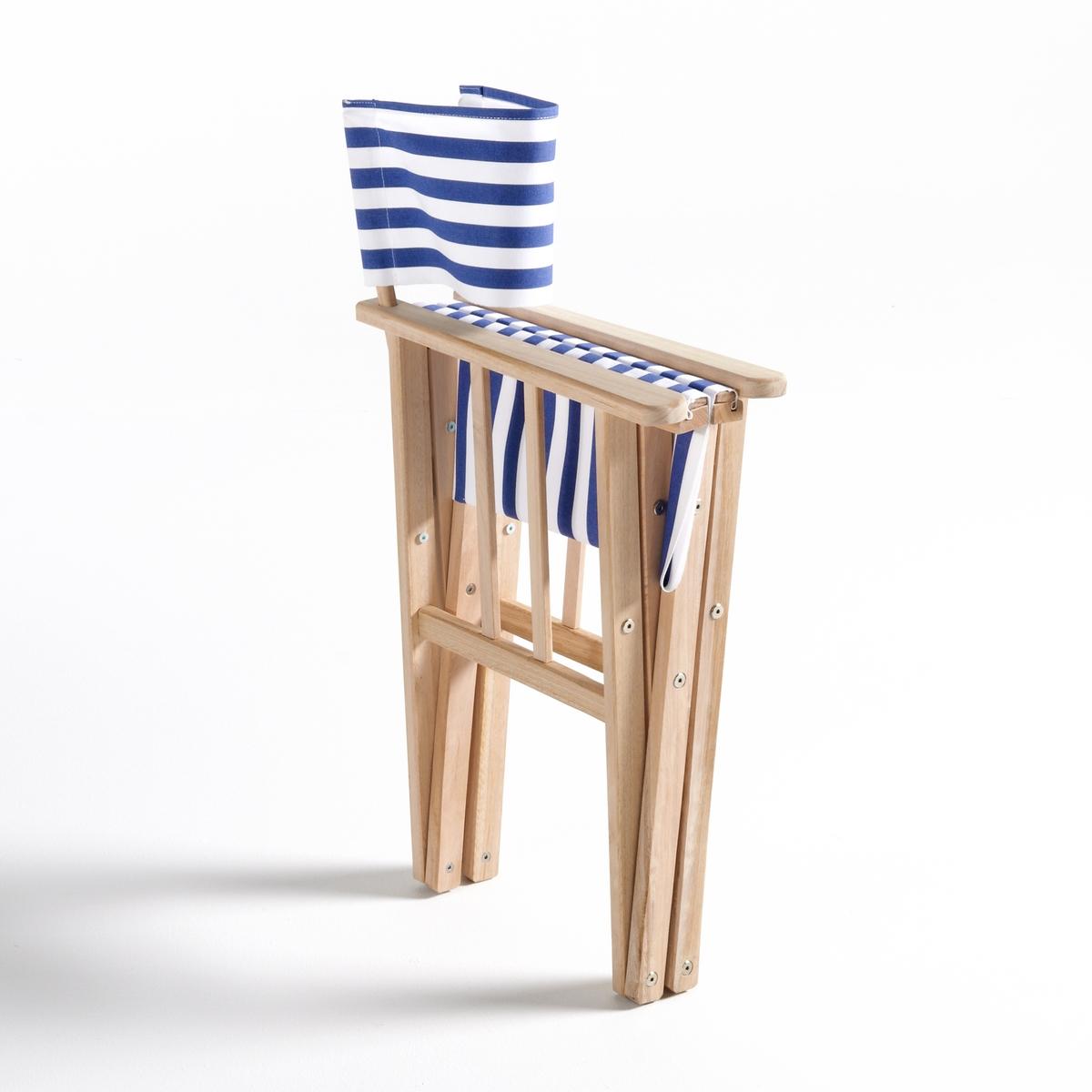 Кресло режиссерское складное в полоску, Dovil