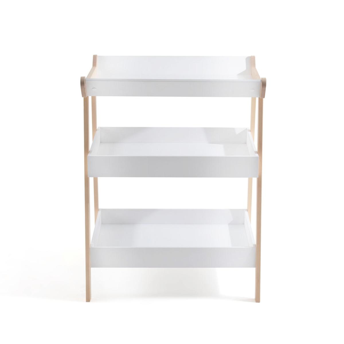 Пеленальный LaRedoute Столик Coccole дизайн Э Галлина единый размер белый