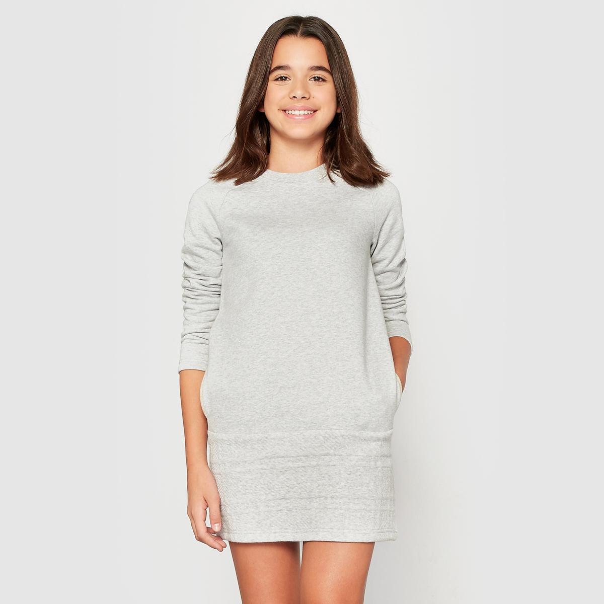 Платье из мольтона, 10-16 лет