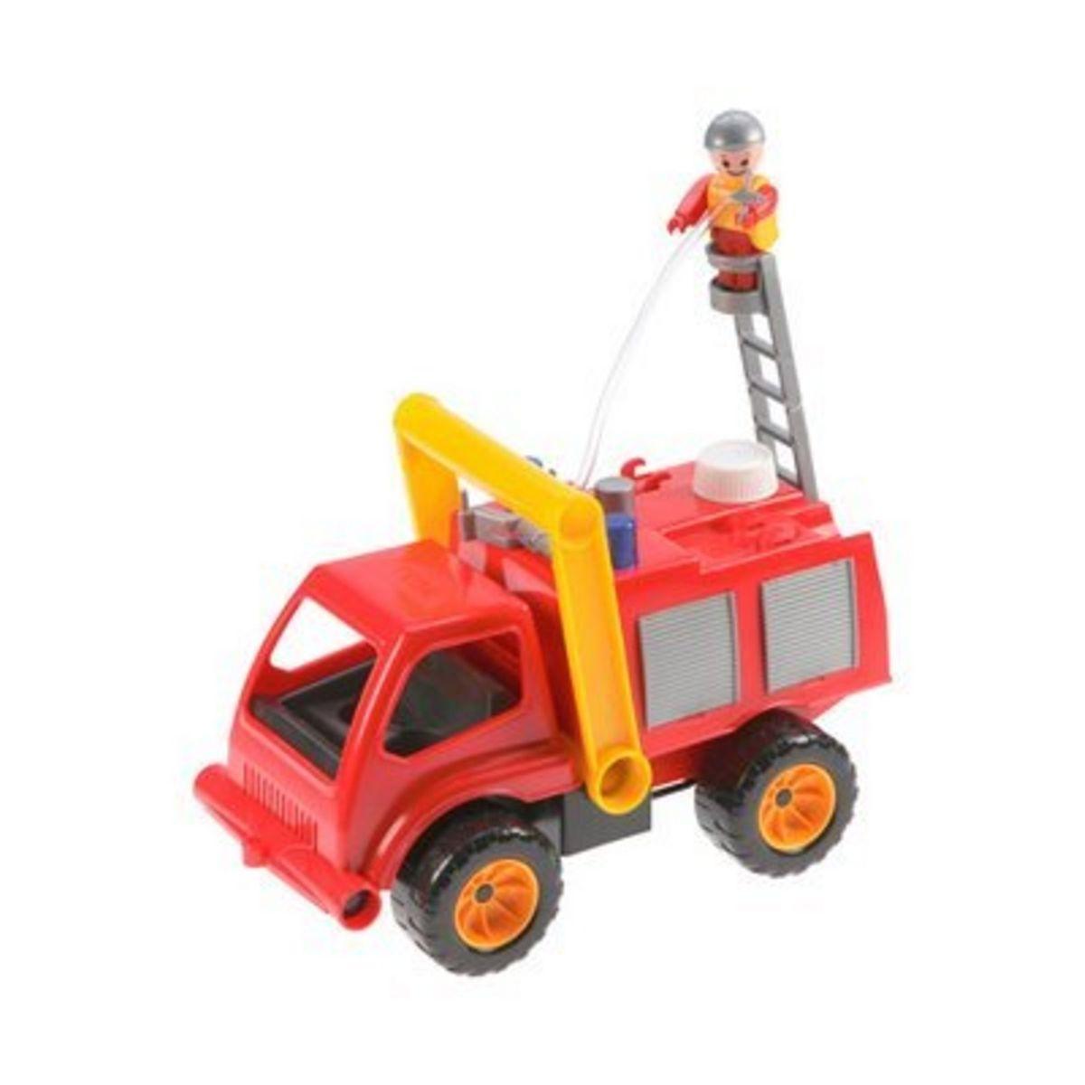 LENA Le camion de pompiers véhicule