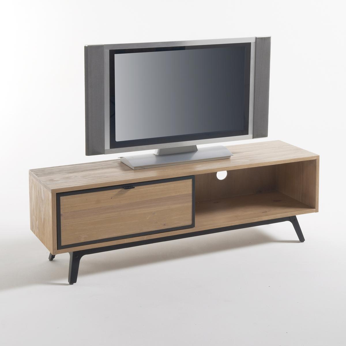Мебель La Redoute TV-Hifi DAFFO единый размер каштановый