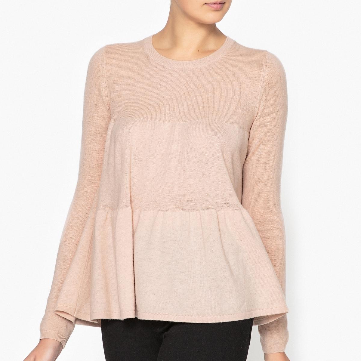 Пуловер из тонкого трикотажа ADISSA