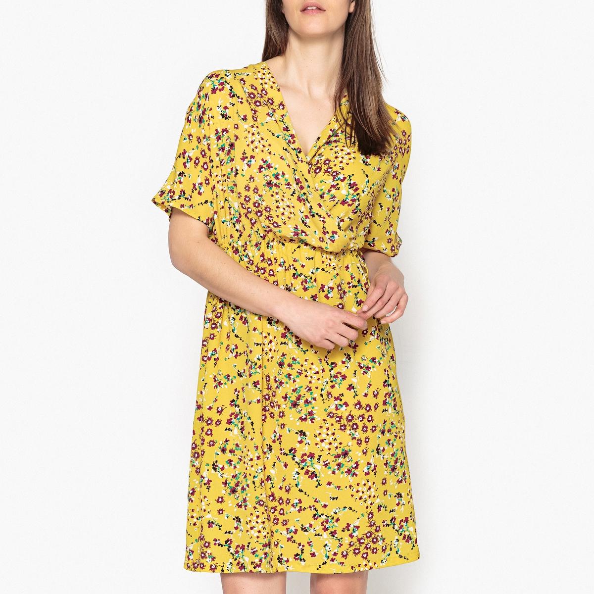 Платье с рисунком в форме каш-кер RESET платье в стиле каш кер