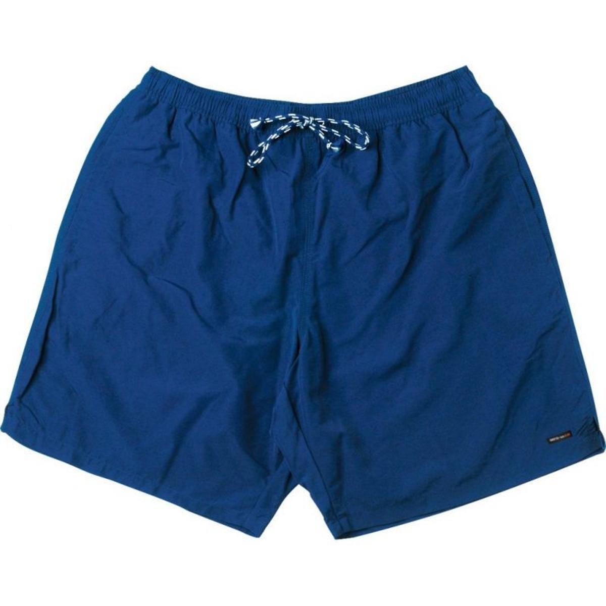 Short de bain North bleu cobalt