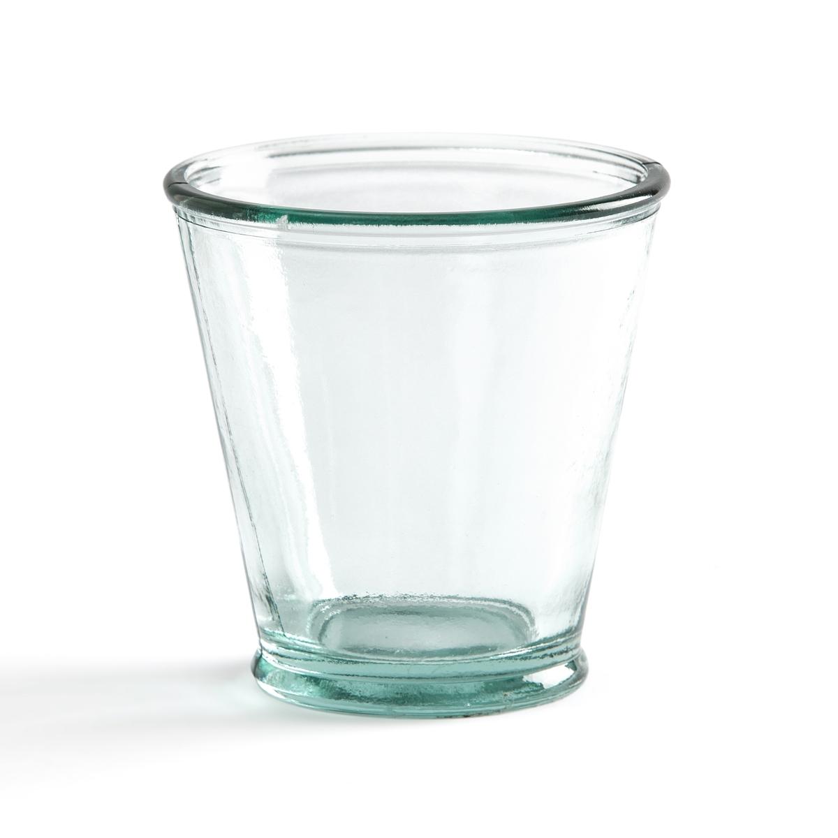 Фото - Комплект из 4 стаканов, Nikara LaRedoute La Redoute единый размер другие набор la redoute из двух металлических настенных полок watford единый размер черный