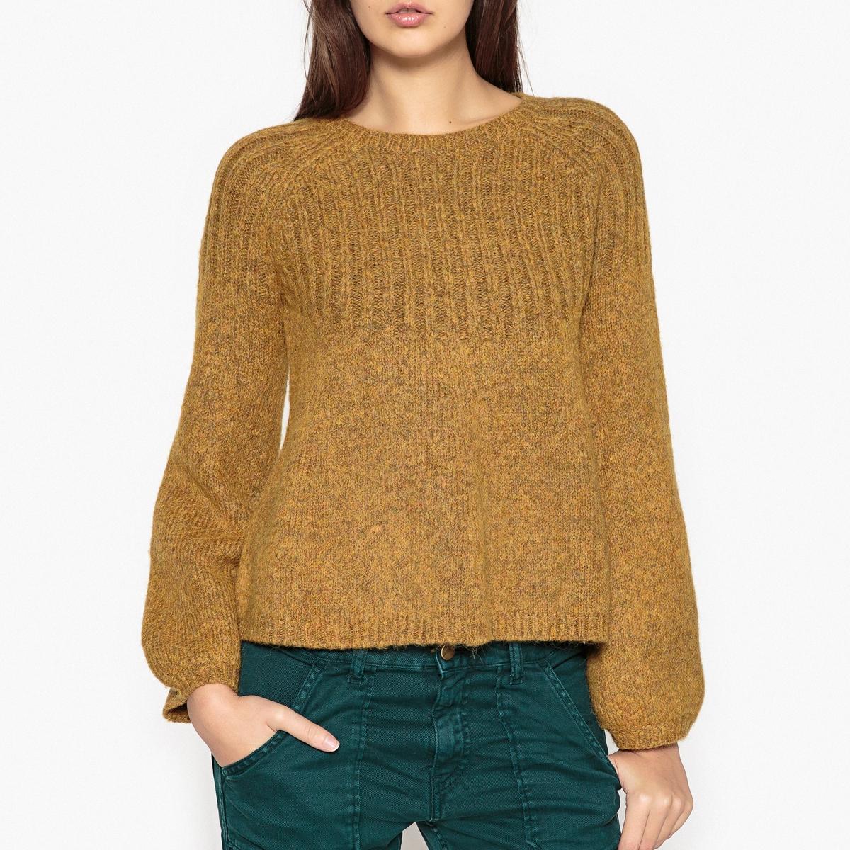 Пуловер из оригинального трикотажа MANDERA