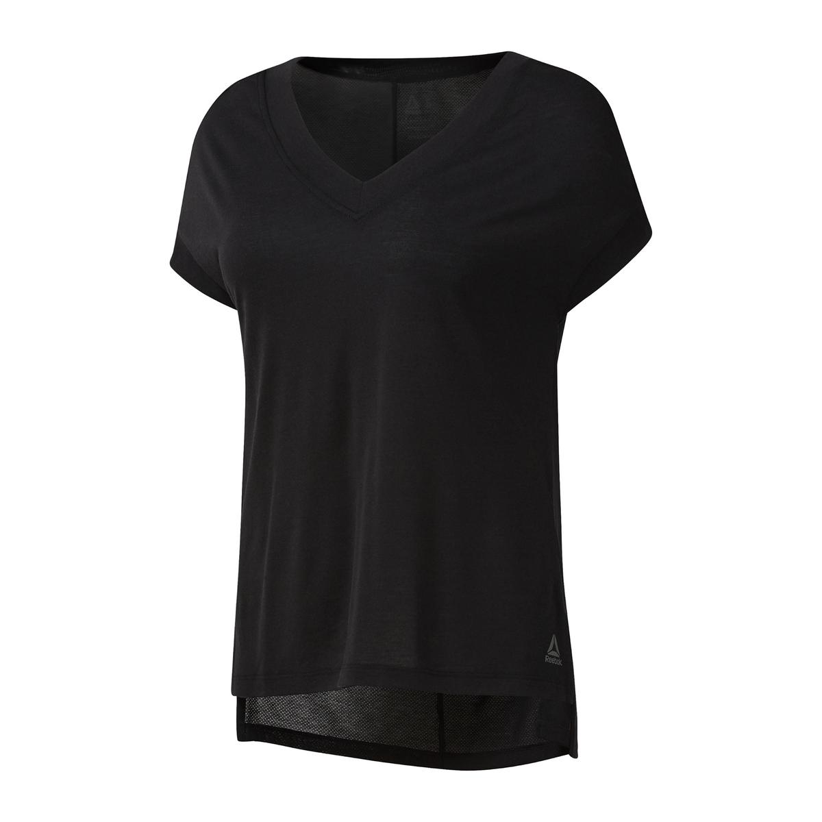 Imagen secundaria de producto de Camiseta con cuello de pico, Wor Sup Detail - Reebok