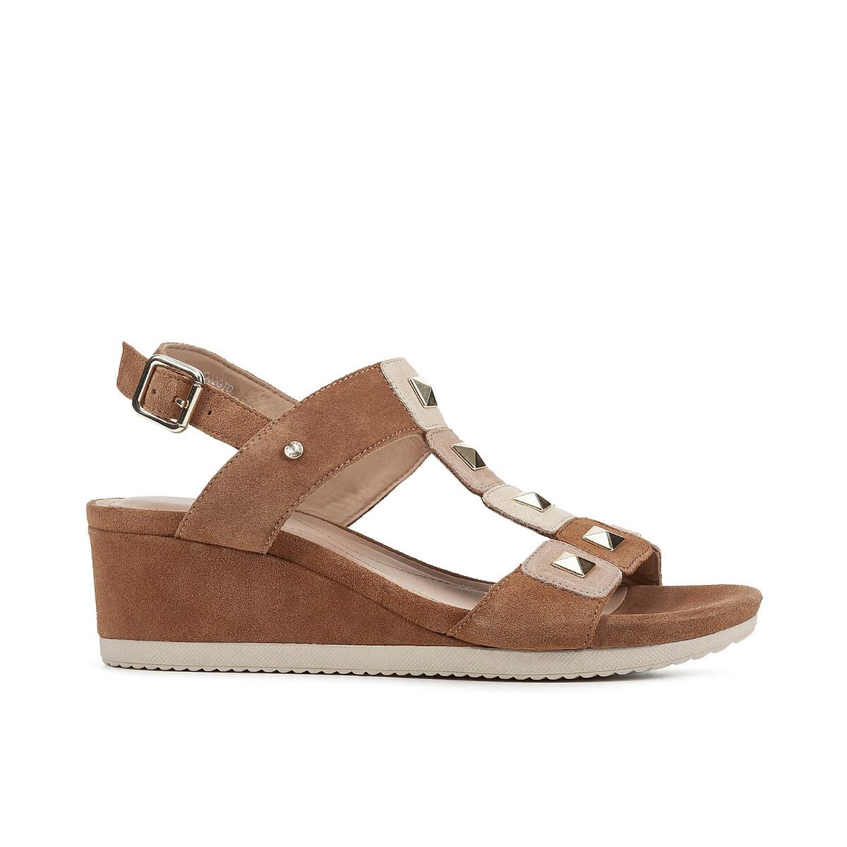 Sandalias de piel Ischia