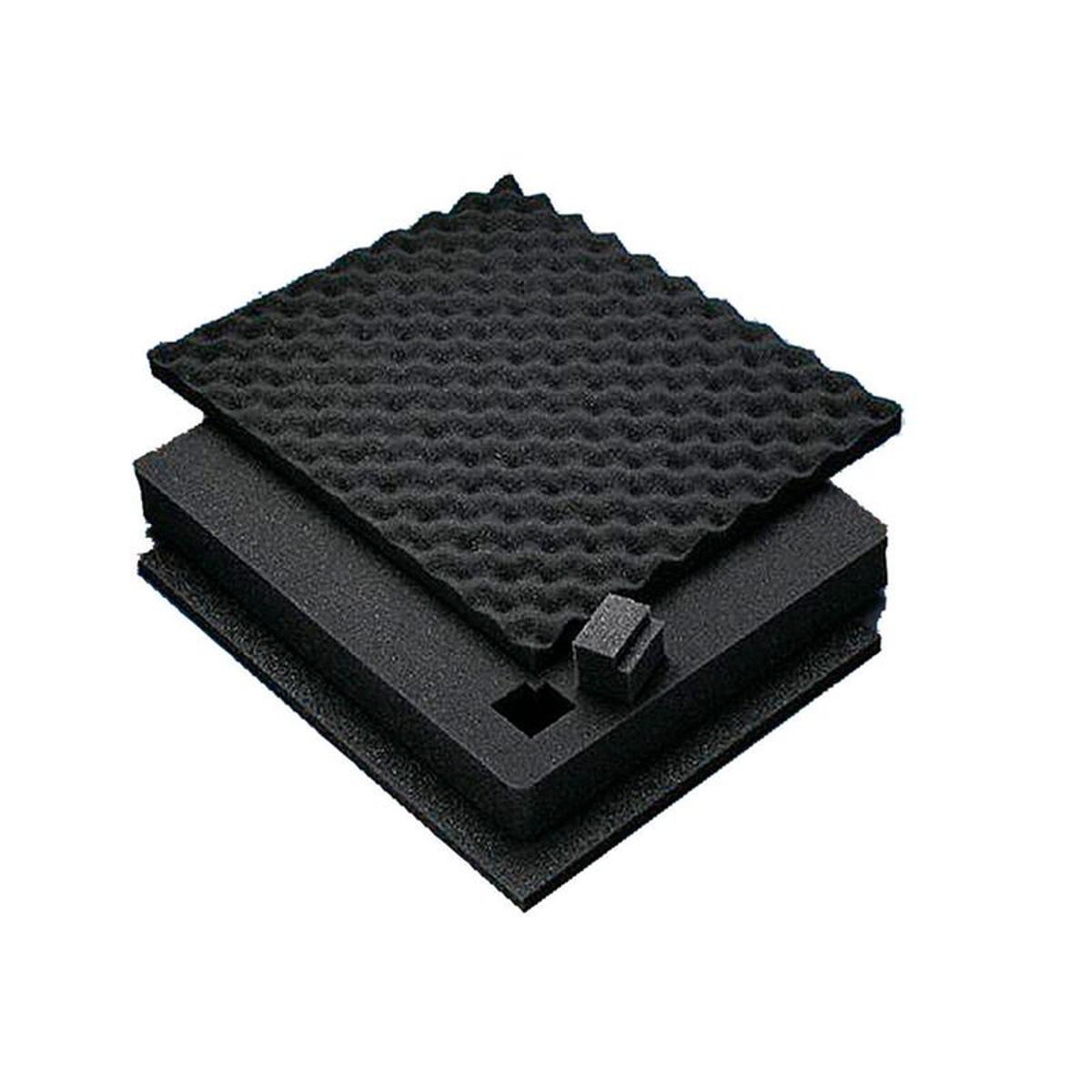 Insert en mousse - pour box 1400 noir