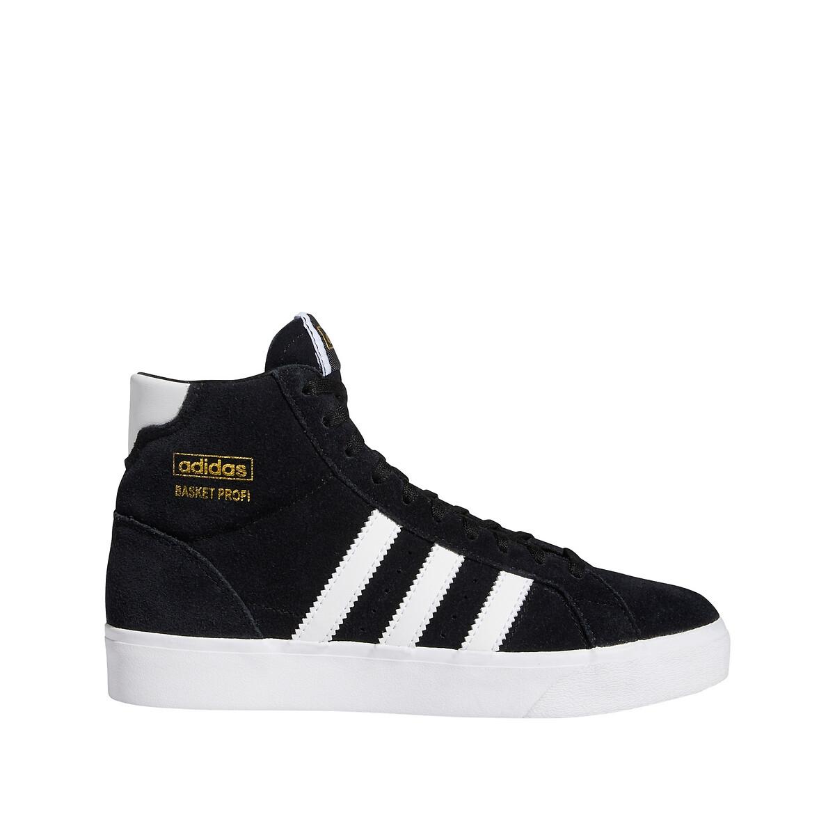 Adidas Originals Basket Profi High sneakers zwart/wit online kopen