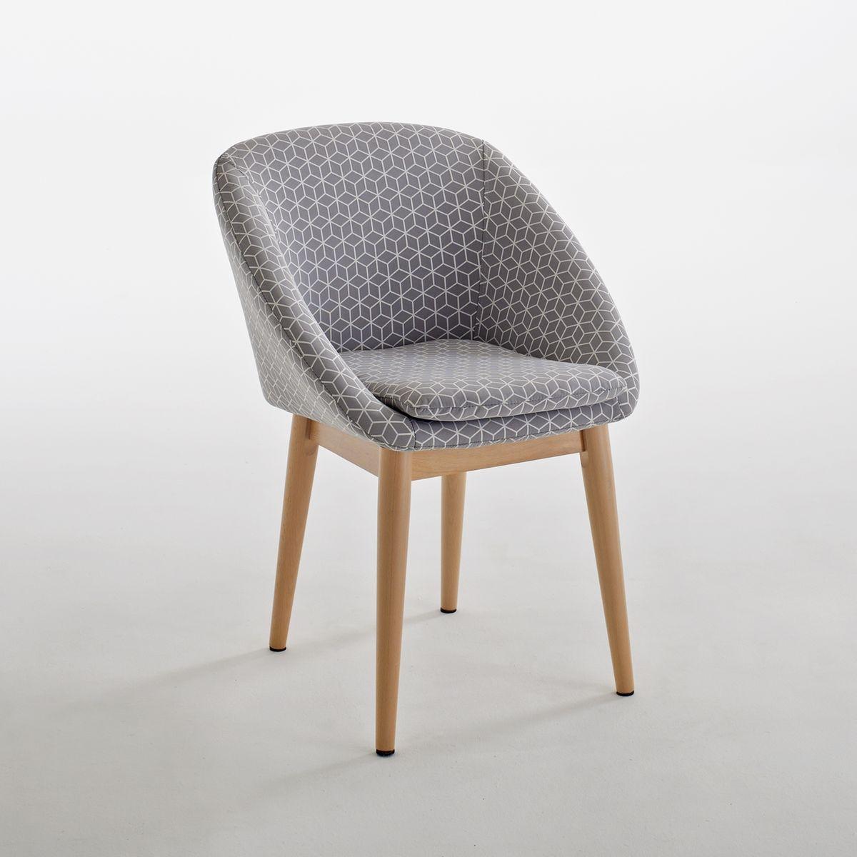 fauteuil de table kunz vendu par la redoute 1765594. Black Bedroom Furniture Sets. Home Design Ideas