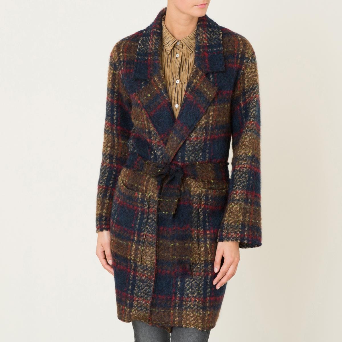 Пальто длинное PONTO от La Redoute