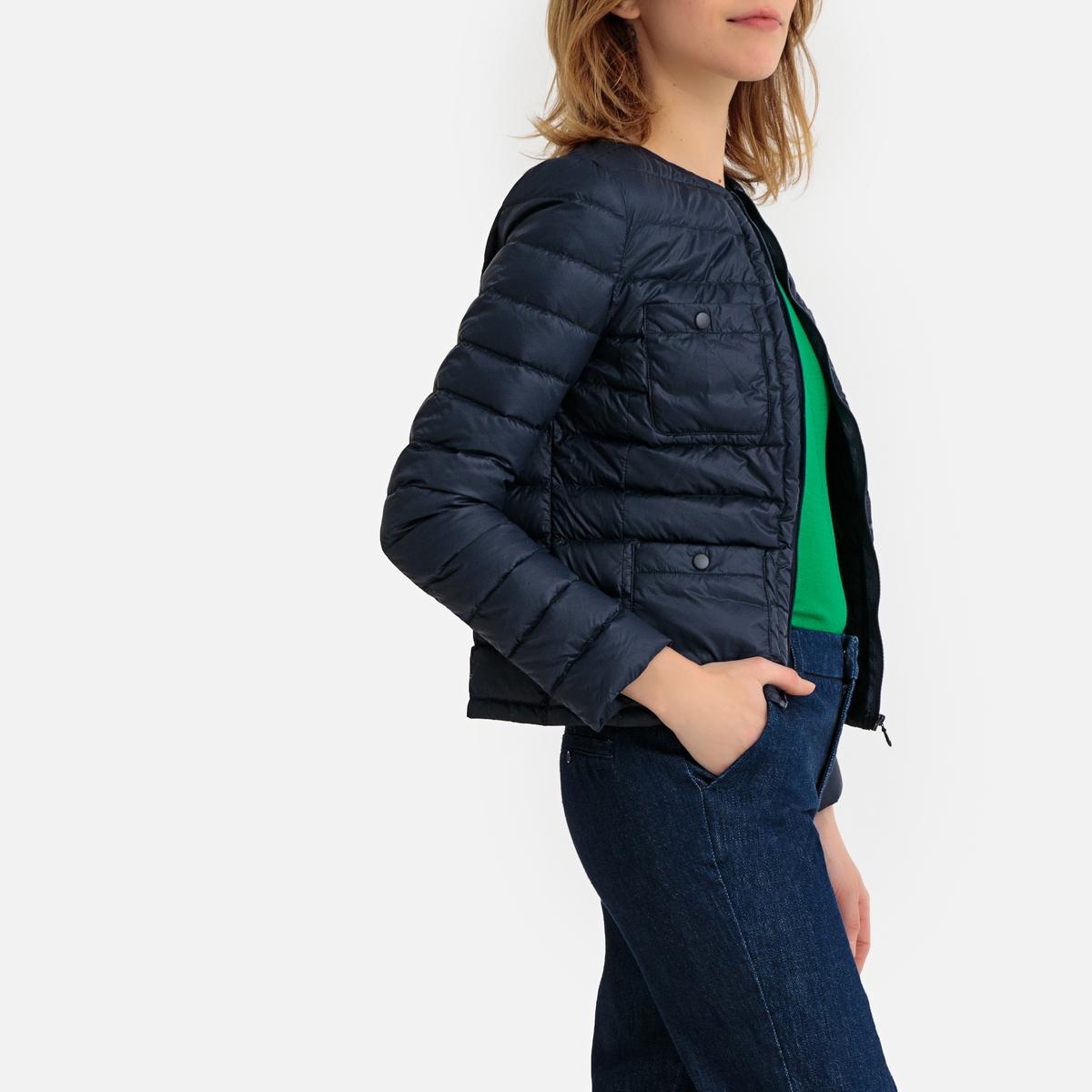 Куртка короткая стеганая La Redoute Collections