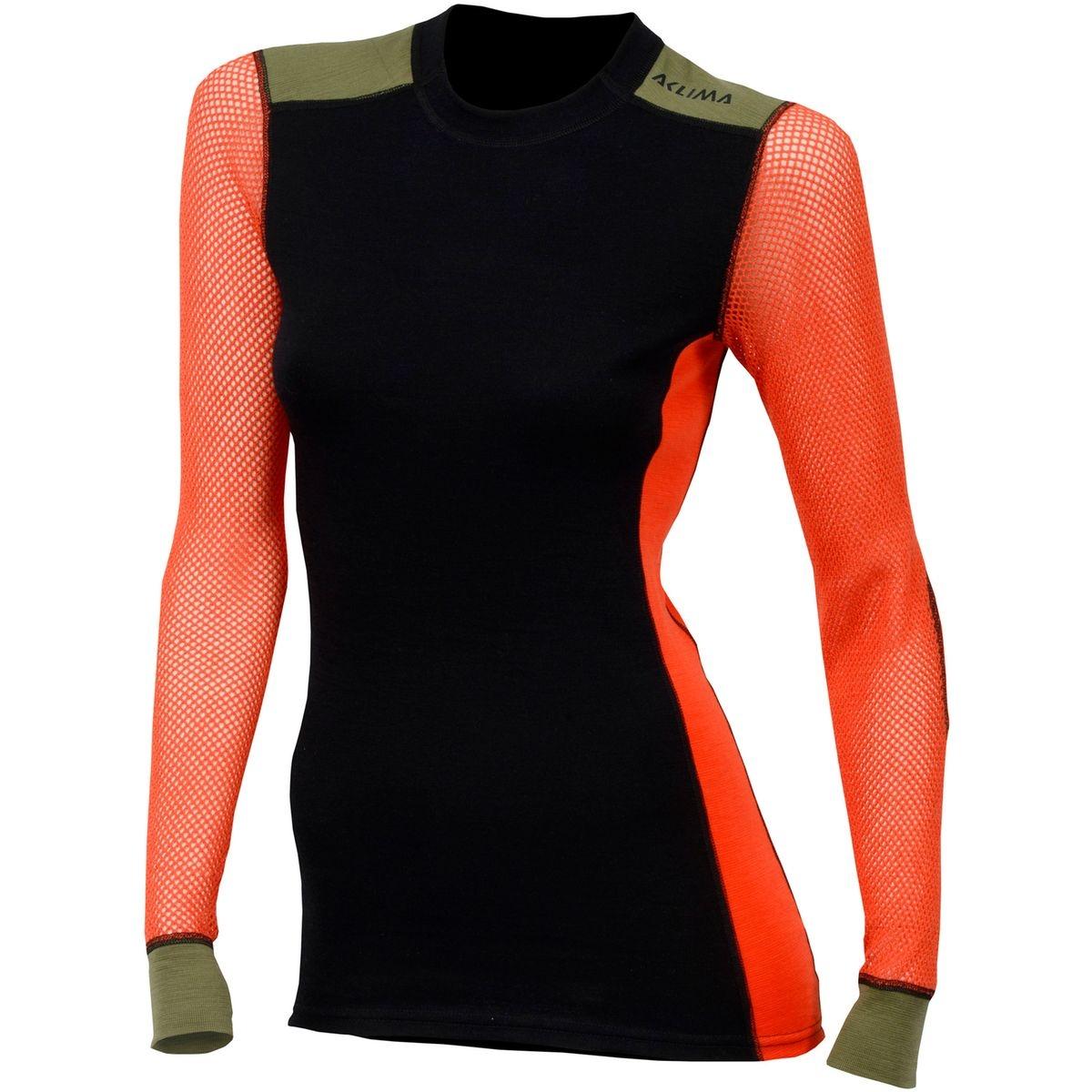 Hiking - Sous-vêtement Femme - orange/noir