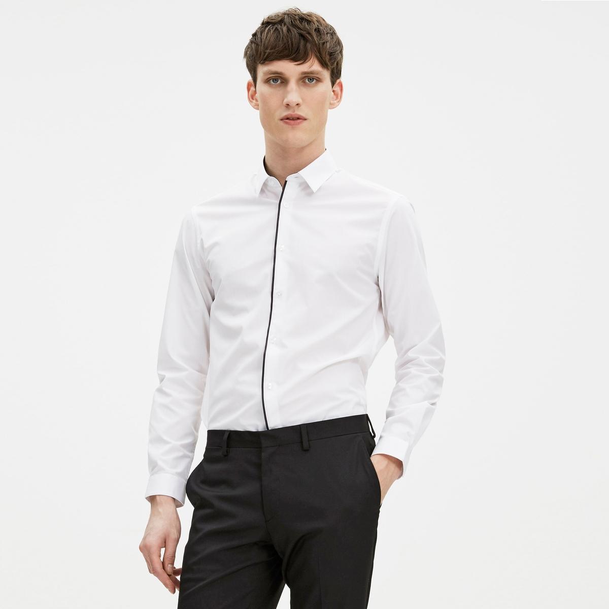 Рубашка узкого покроя GAKO