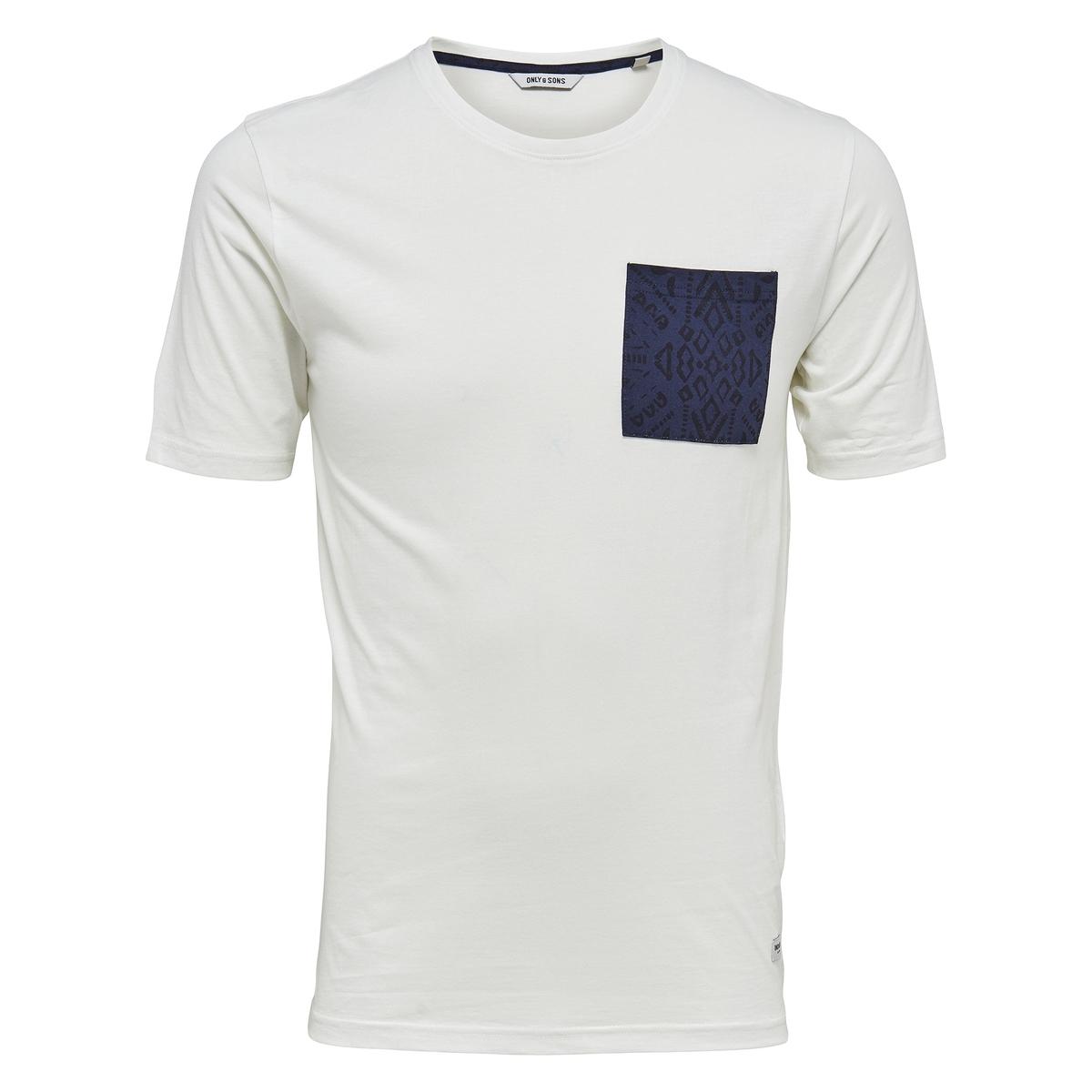 Футболка ONSDREW с нагрудным карманом