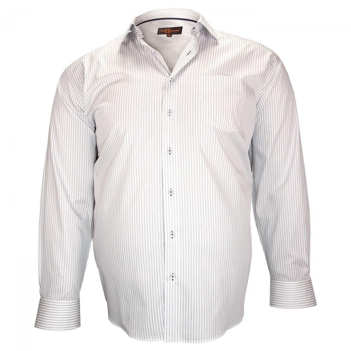 Chemises double fil 120/2 BRISTOL