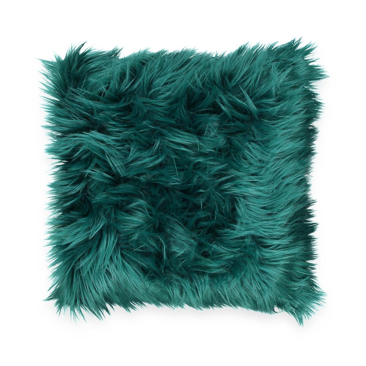 Чехол на подушку из искусственного меха LIVIO подушка на стул из искусственного меха bazso