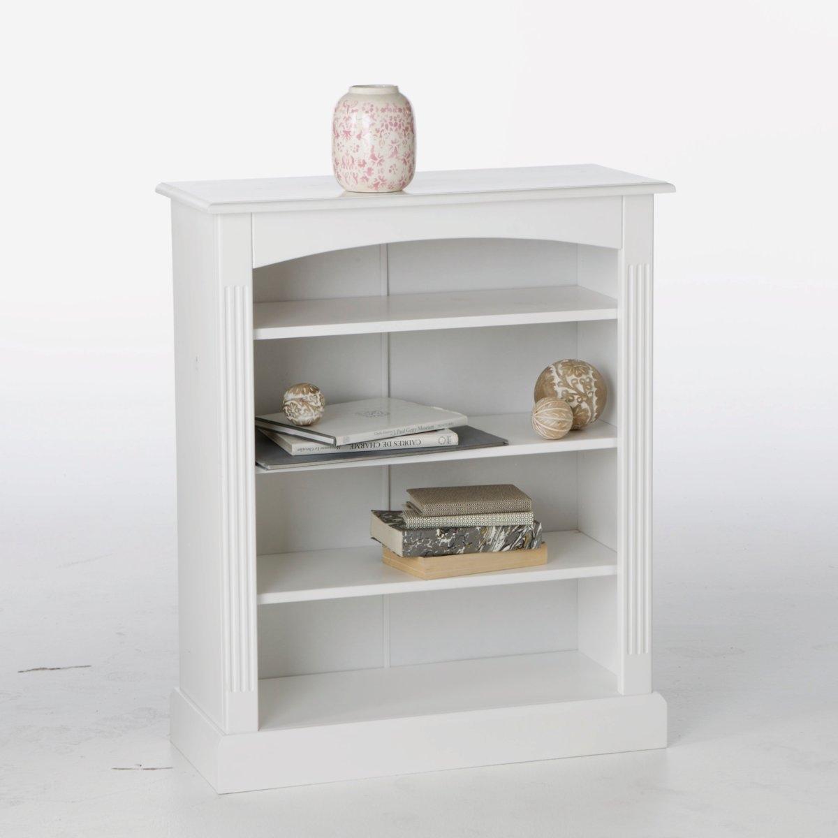 Тумба из массива сосны белого цвета , Authentic Style от La Redoute