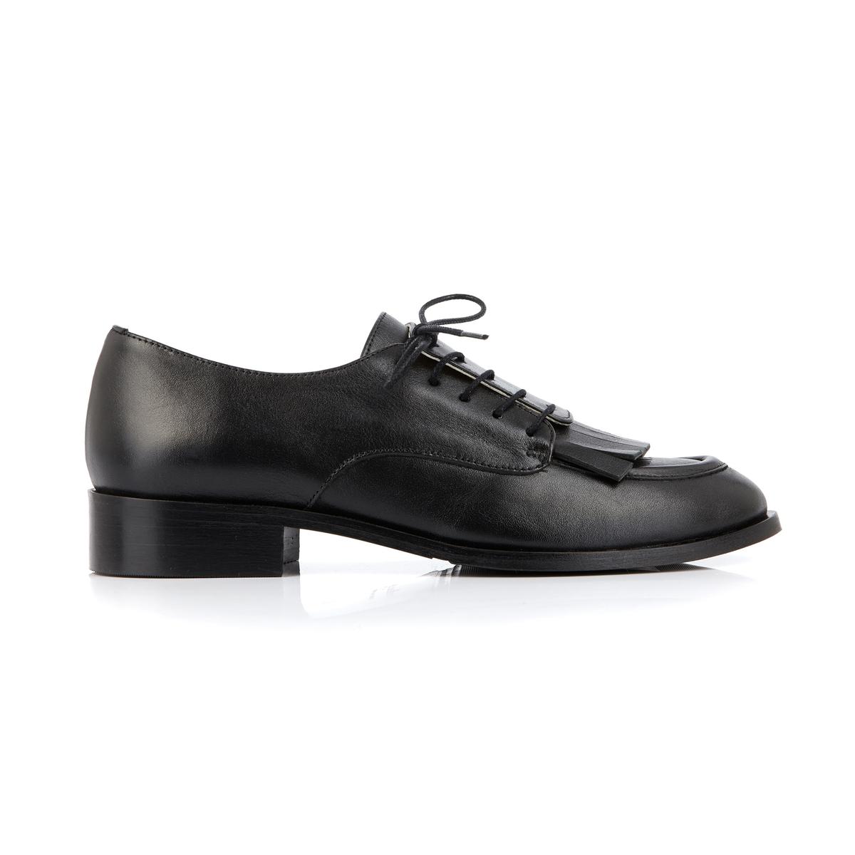 Ботинки кожаные Epine