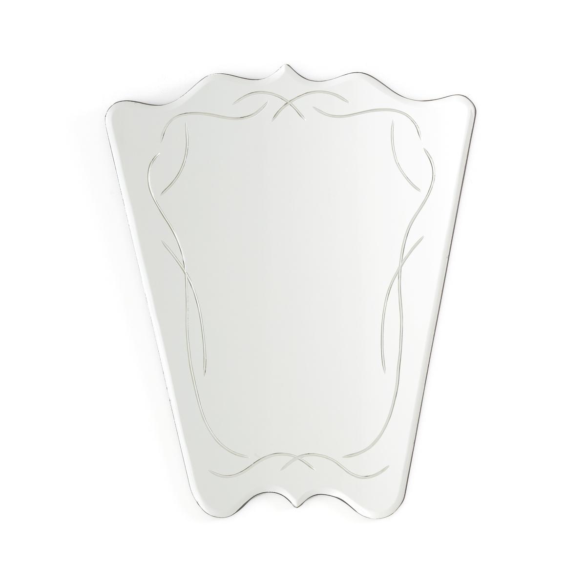 Зеркало La Redoute С эффектом гравировки Vilto единый размер другие