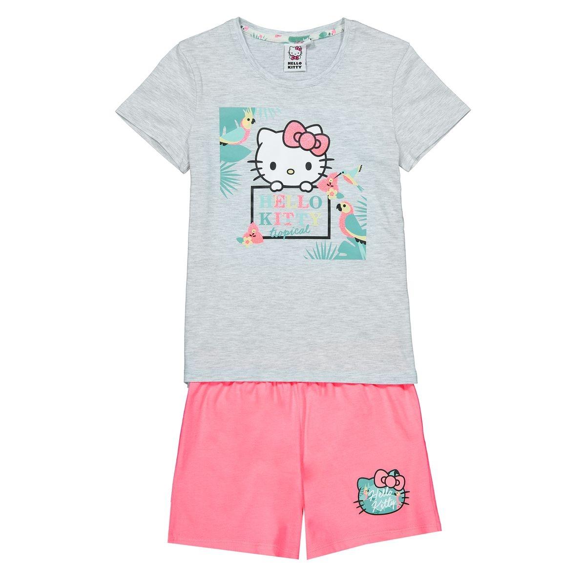 Pyjashort 4-10 ans