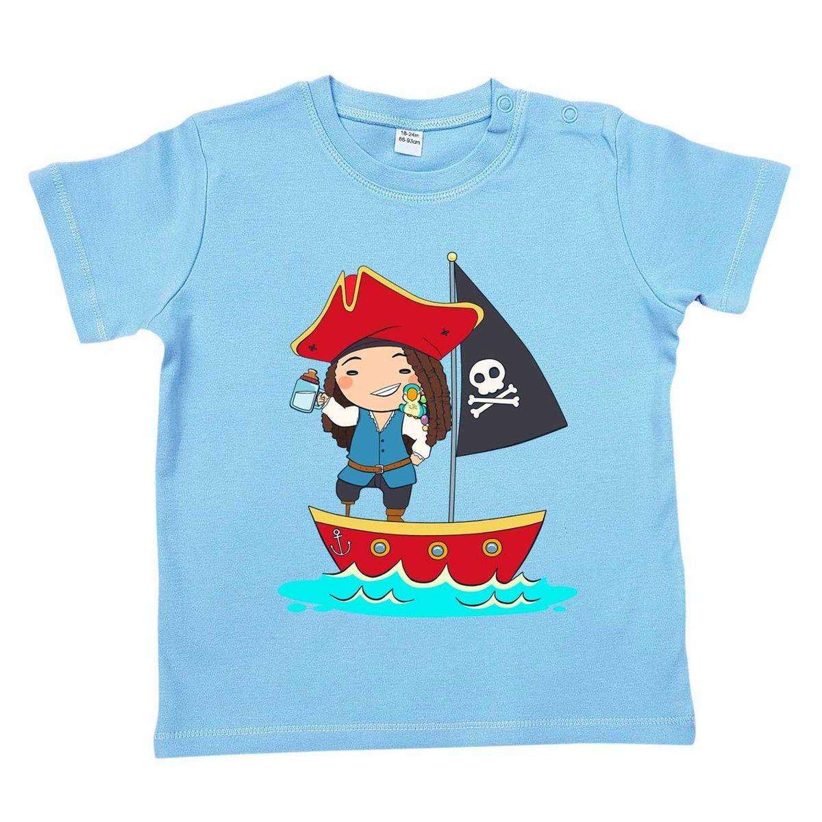 T-shirt Bébé Poupirate