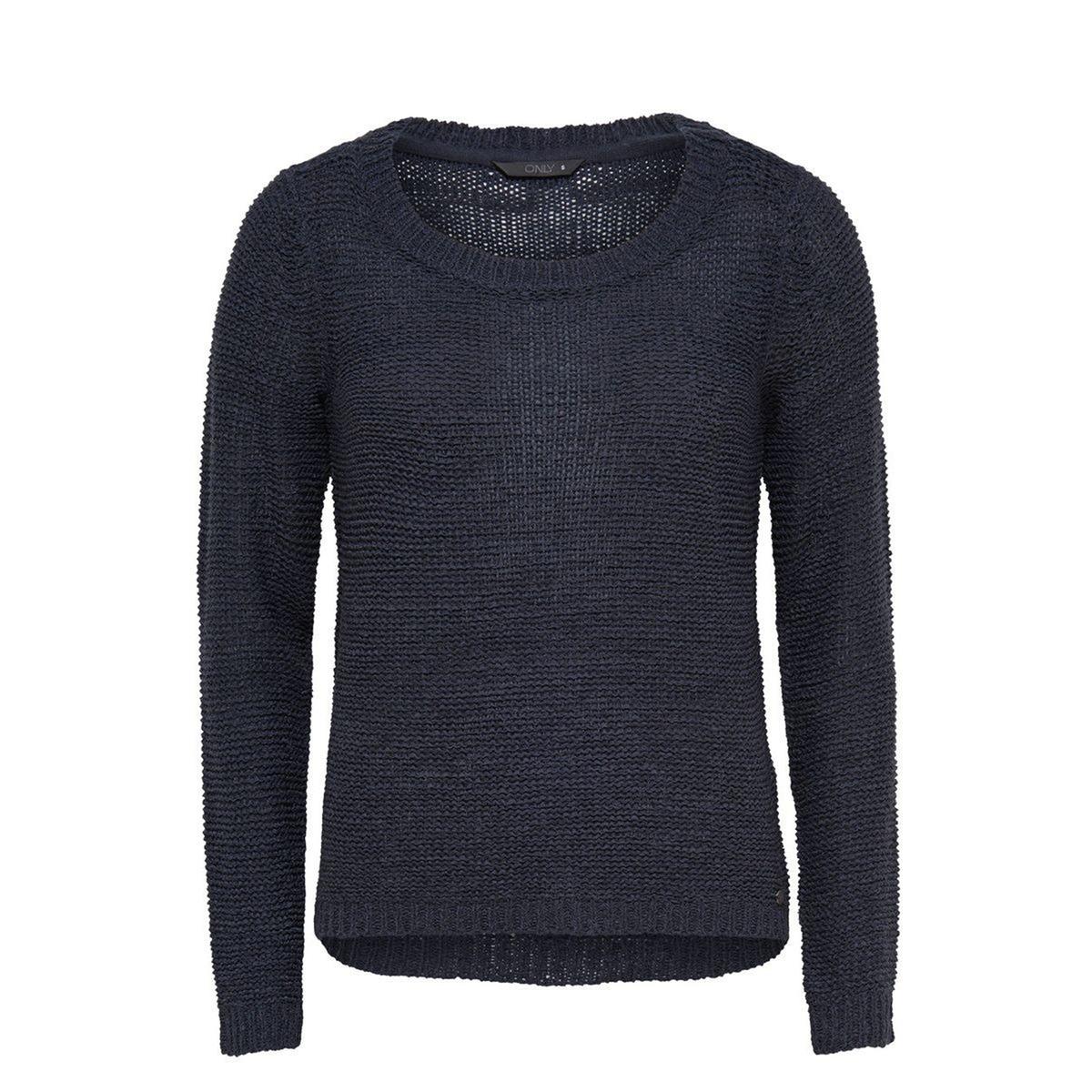 Пуловер La Redoute С вырезом-лодочкой из тонкого трикотажа XL синий пуловер la redoute с вырезом лодочкой из тонкого трикотажа m красный