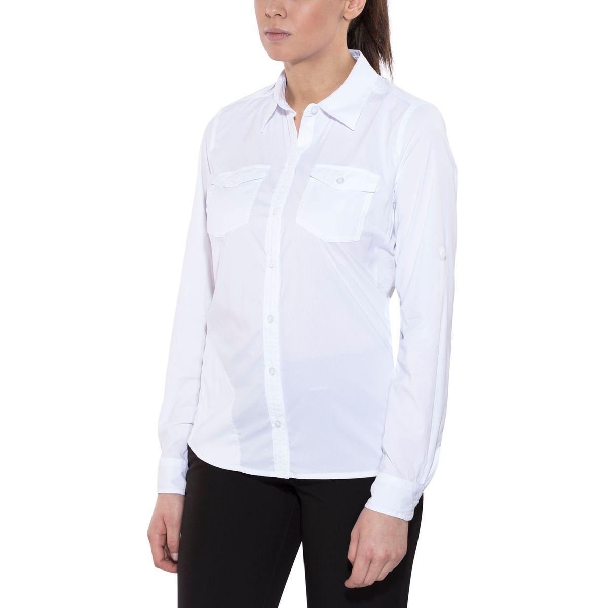 Annika - Chemise manches longues - blanc