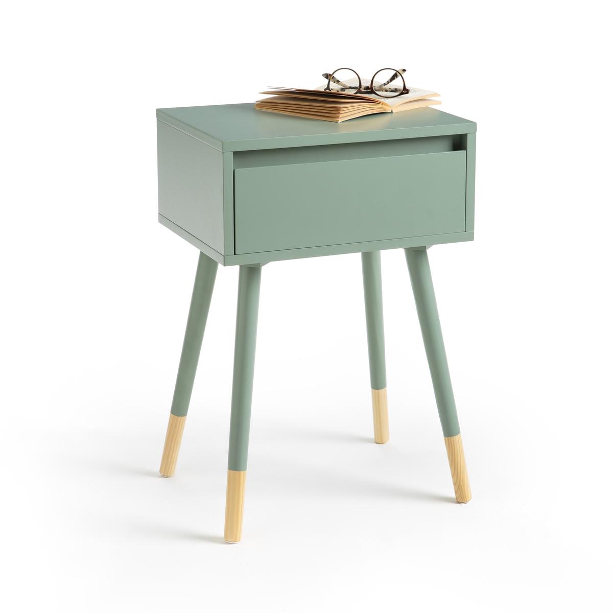 Столик прикроватный с 1 ящиком JANIK
