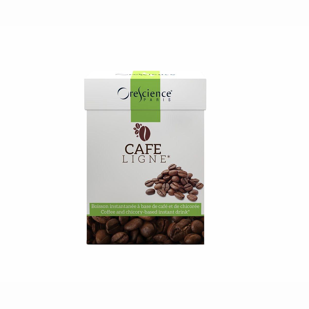 Orescience extrait concentré de café vert non torr